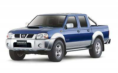 Double Cab D22 now known as NP300